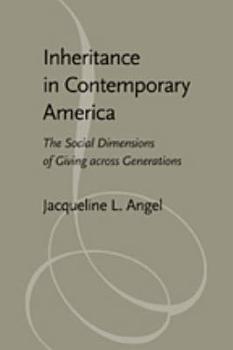 Inheritance in Contemporary America PDF
