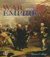 War and Empire PDF