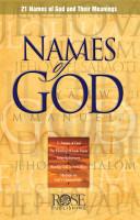 Names of God PDF