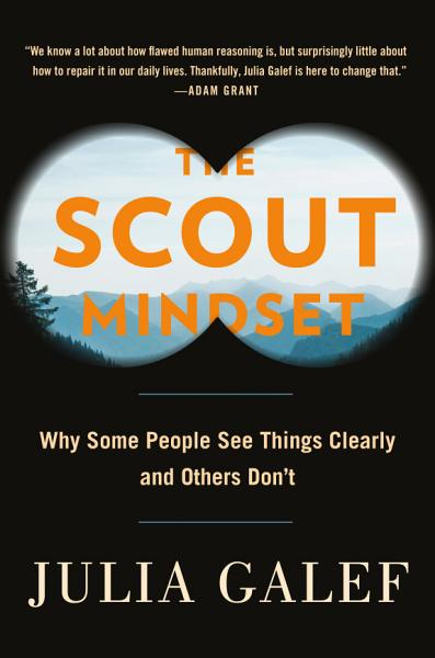 Download The Scout Mindset Book
