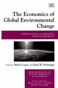 The Economics of Global Environmental Change