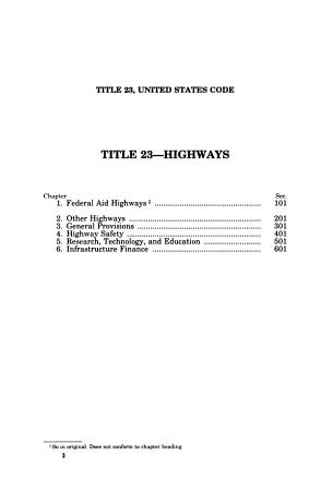 Compilation of Selected Surface Transportation Laws  Volume 2 Regulatory Laws  March 2008  110 2 Committee Print  110 102  PDF