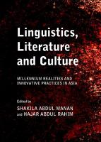 Linguistics  Literature and Culture PDF