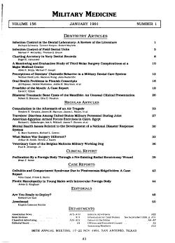 Military Medicine PDF