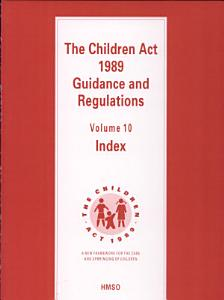 The Children Act 1989 Book