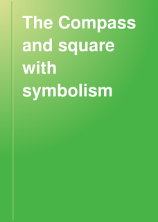 The Compass and Square with Symbolism  For Women Only Book
