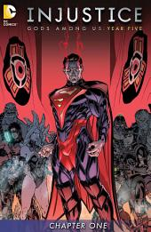 Injustice: Gods Among Us: Year Five (2015-) #1