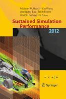 Sustained Simulation Performance 2012 PDF