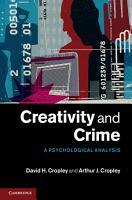 Creativity and Crime PDF