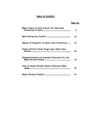 The Bulletin of the Beach Erosion Board PDF