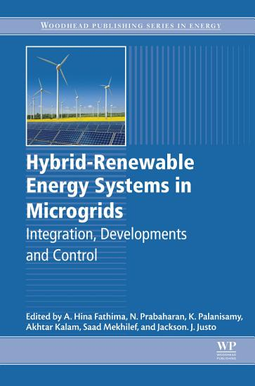 Hybrid Renewable Energy Systems in Microgrids PDF