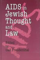 AIDS in Jewish Thought and Law PDF