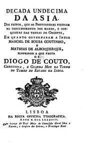 Da Asia de João de Barros e de Diogo de Couto: Volume 22