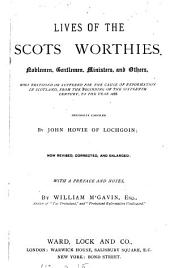 Lives of the Scots worthies