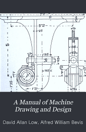 A manual of machine drawing and design