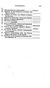 The British Essayists: Volume 16