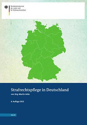 Strafrechtspflege in Deutschland PDF