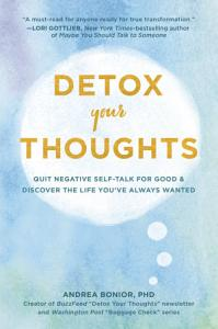Detox Your Thoughts Book