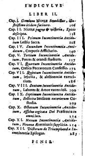 Nicetas, seu, Triumphata incontinentia