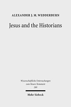 Jesus and the Historians PDF