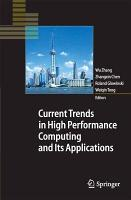 Current Trends in High Performance Computing and Its Applications PDF