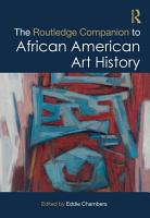 The Routledge Companion to African American Art History PDF