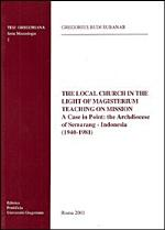 The Local Church in the Light of Magisterium Theaching [i.e Teaching] Mission
