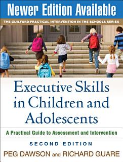 Executive Skills in Children and Adolescents Book