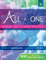 All in One Nursing Care Planning Resource   E Book PDF