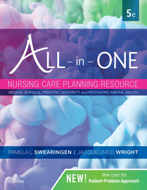 All in One Nursing Care Planning Resource   E Book