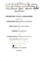 Memoirs Of Celebrated Naval Commanders Book PDF