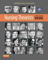 Nursing Theorists and Their Work PDF