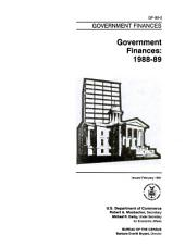 Government Finances in ...: Volume 3