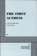 The First Actress