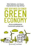 Auf dem Weg zu einer Green Economy PDF