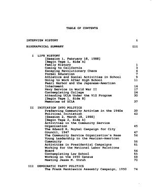 Oral History Interview with Daniel M  Luevano PDF