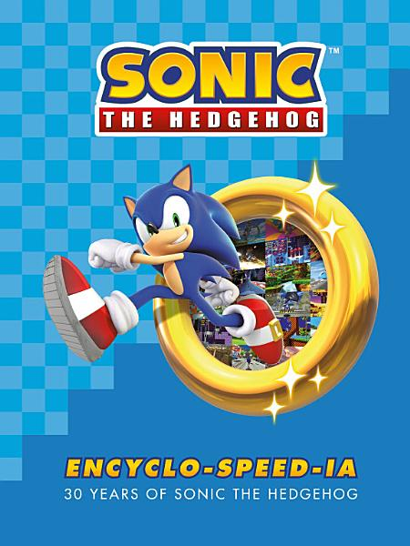 Download Sonic the Hedgehog Encyclo speed ia Book