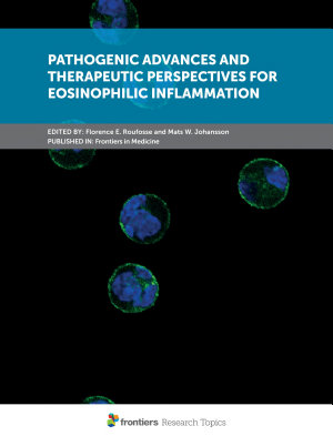 Pathogenic Advances and Therapeutic Perspectives for Eosinophilic Inflammation