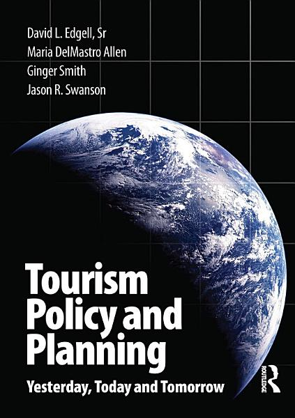 Tourism Policy and Planning PDF