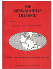 The Nonmarine Triassic: Bulletin 3
