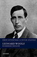 Leonard Woolf PDF