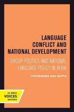 Language Conflict and National Development PDF
