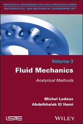 Fluid Mechanics: Analytical Methods