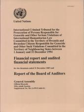 United Nations Financial Report And Audited Financial Statements: 59th Session Supp No.5k Addendum 11