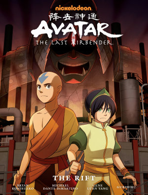 Avatar  the Last Airbender   the Rift Library Edition