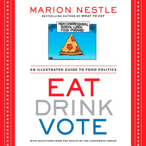 Eat Drink Vote Book