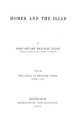 The Iliad in English verse