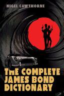 The James Bond Dictionary