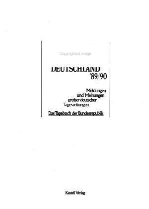 Zeitungsjahrbuch Deutschland PDF