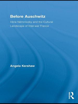 Before Auschwitz